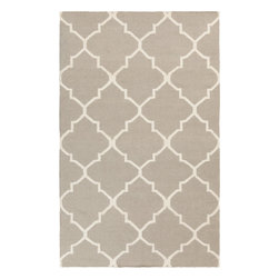 Artistic Weavers - Artistic Weavers York Mallory (Beige) 5' x 8' Rug - This Hand Woven rug would make a great addition to any room in the house. The plush feel and durability of this rug will make it a must for your home. Free Shipping - Quick Delivery - Satisfaction Guaranteed