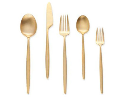 modern flatware by Bloomingdale's