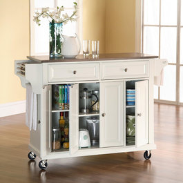 Modern Kitchen Islands and Kitchen Carts