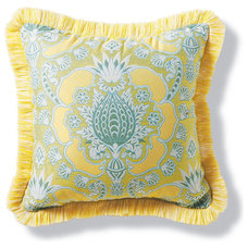 Traditional Outdoor Pillows by FRONTGATE