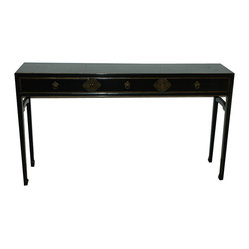 Antiques by Zaar Chinese Console with Drawers