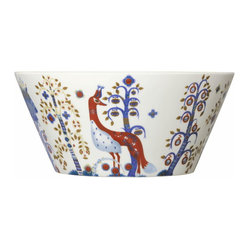Taika Serving Bowl White