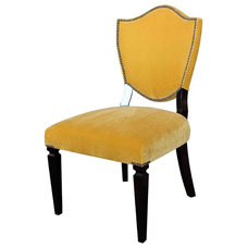 Transitional Dining Chairs by Mortise & Tenon Custom Furniture Store