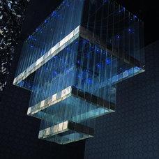 OCHRE - Contemporary Furniture, Lighting And Accessory Design - Chime - Chandeli