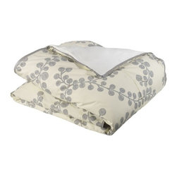 "Mystic Home - Splendore Steel - Duvet Cover by Mystic Home, Super King - ""The Splendore Steel, by Mystic Home"