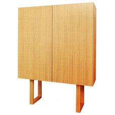 Midcentury Storage Cabinets by EcoFirstArt