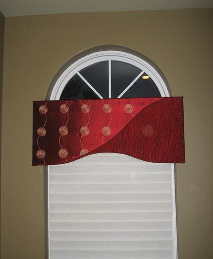 Modern Window Treatments by Distinctive Designs