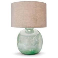 Tropical Table Lamps by Caron White