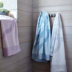 """Charisma - Marrakesh Beach Towel - LILAC (BEACH TOWEL) - CharismaMarrakesh Beach TowelDetailsCotton velour.520 GSM.36"""" x 72"""".Machine wash.Imported.Designer About Charisma:Charisma linens are known for an understated elegance with attention to detail and quality workmanship. The Charisma collection includes fine bedding and towels that are often crafted from luxurious fabrics such as Egyptian cotton and Supima cotton for a truly soft touch that endures."""
