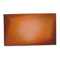 """Axo - Axo Ukiyo ceiling/wall lamp - rectangular (110) - The Ukiyo ceiling/wall lamp (CEILING 110, RECTANGULAR) from Axo was designed by Manuel Vivian and made in Italy. The Ukiyo ceiling lamp is for indoor installation and can be used as a wall sconce. It is made with a special fireproof covering composed of two overlapping elastic fabrics and is available in three shades: white background covered with white netting, orange background with black net on top, white background with black net on top.   Products description: The Ukiyo ceiling/wall lamp (CEILING 110, RECTANGULAR) from Axo was designed by Manuel Vivian and made in Italy. The Ukiyo ceiling lamp is for indoor installation and can be used as a wall sconce. It is made with a special fireproof covering composed of two overlapping elastic fabrics and is available in three shades: white background covered with white netting, orange background with black net on top, white background with black net on top.  Details:                         Manufacturer:                         Axo                                         Designer:                         Manuel Vivian                                         Made  in:            Italy                            Dimensions:                         Height: 43.3"""" (110cm) X Width: 21.6"""" (55cm)                                                     Light bulb:                                      3 X 100W E26 Incandecent or             1 X 55W 2GX13 Flourescent                                         Material                         Metal, fabric"""