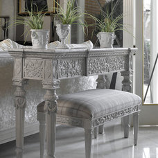 Traditional Side Tables And Accent Tables by COLECCION ALEXANDRA