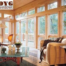 Modern Windows by DYG Windows Ltd.