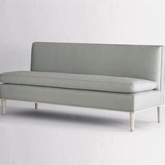 contemporary sofas by Jan Showers