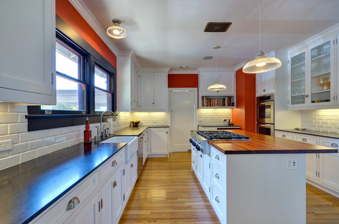 Contemporary Kitchen Great User Kitchens