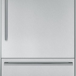 Thermador - 36 inch Built-In Bottom-Freezer T36BB810SS - Freedom to customize. Freedom to go modular. Freedom to integrate your refrigeration with the design of your kitchen. That�s what makes Thermador Freedom Refrigeration the leader in true flush, tall door design. Our refrigeration solutions integrate seamlessly into your kitchen design, with custom fronts and concealed venting grille.