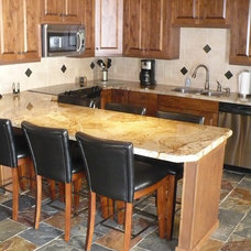 Contemporary Kitchen by D&M Designs
