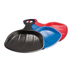 """The Original Toy Company - The Original Toy Company Kids Children Play Bum Sled - Hit the slopes with our new sled. Designed with carrying handle. Size 20.5""""Lx 13.3""""W. Ages 3 years plus. Weight: 1 lbs."""