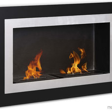 Contemporary Indoor Fireplaces by LightKulture.com