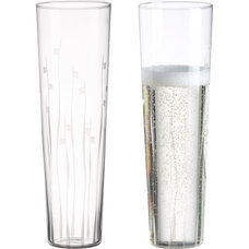 Modern Everyday Glassware by CB2