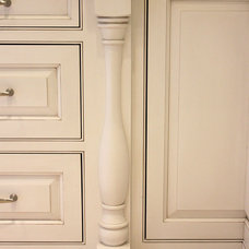 Traditional  by E3 Cabinets & Design