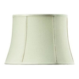 Home Decorators Collection - Home Decorators Collection Tapered Large 18 in. Diameter Ivory Linen Drum Shades - Shop for Lighting & Fans at The Home Depot. Bring the calm style and gentle shape of our Tapered Drum Linen Lamp Shade into your home for a lasting look. The flowing lines and ribbed shape will add that touch of elegance you've been looking for. Order yours today.