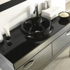 Contemporary Bathroom Vanities And Sink Consoles by Dream Design Mavens