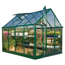 Contemporary Greenhouses by Home Depot