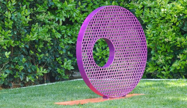 Contemporary Garden Sculptures by TerraSculpture
