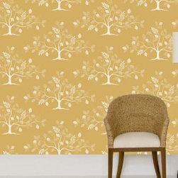 Cole & Son - Fan Tree 4017 Wallpaper - Wallpaper Calculator