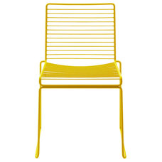 Contemporary Outdoor Dining Chairs by A+R