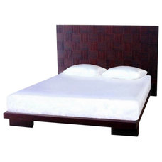Traditional Platform Beds by Woodland Creek Furniture