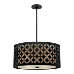 Vaxcel Lighting - Vaxcel Lighting P0037 Astre 4 Light Pendant - Product Features: