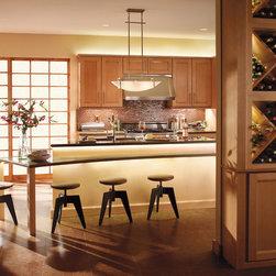 Cabinet Lighting - Kichler Design Pro LED - Day