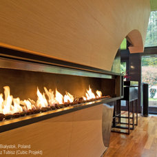 Modern Fireplaces by Planika Fires