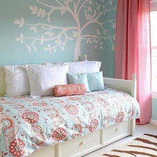 Modern Wall Decals by Misty Doherty