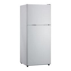 Avanti - Avanti White 10 Cubic Foot Refrigerator - FEATURES