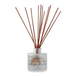 Yankee Candle - Yankee Candle Aromatherapy Spa Relax Lotus Flower Reed Diffuser - Set your perfect mood anytime with the proven restorative powers of the Aromatherapy Spa Relax Lotus Flower Reed Diffuser from Yankee Candle.