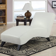 Modern Indoor Chaise Lounge Chairs by Hayneedle