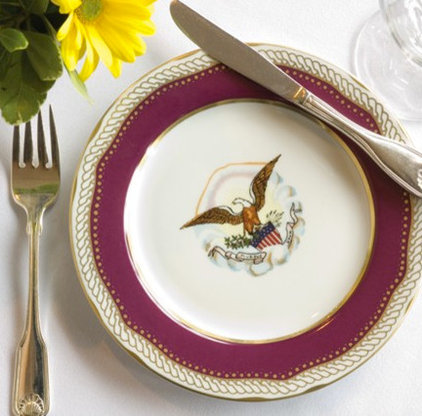 Traditional Dinner Plates by gettysburgmuseum.com