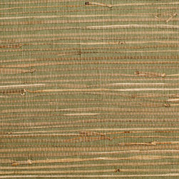BN Wallcoverings - GPW12-1004DW Grasscloth- Sample - Grasscloth wallpaper is a unique fibrous material made from natural grasses. Grown tall, then dried, strung and woven together, this textured wallcovering is a great way to add an interesting eco-friendly backdrop to any room! Please note that due to the exclusive use of natural materials processed almost entirely by hand, certain distinguishing and enhancing imperfections and color shades are an integral part of the impression of these wallcoverings.