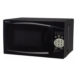 Maxsa Innovations - Magic Chef MCM 770B .7 Cubic-ft, 700-Watt Microwave with Digital Touch - 7 cu-ft capacity, 700W