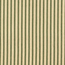 "Close to Custom Linens - 18"" Bed Skirt Tailored Sage Green Ticking Stripe - Some stripes you don't have to earn. These for instance. This bed skirt offers a simple and sophisticated print of vintage ticking stripes in a wonderful array of colors. So choose your stripes, and go for it!"
