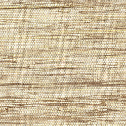 Kenneth James - Shangri La Jiao Taupe Grasscloth Wallpaper - Nothing beats grasscloth for adding texture, warmth and wow to your walls. This one looks natural in tones of oatmeal and straw — a great backdrop for rooms from traditional to contemporary. Each bolt is 36 inches wide and 24 feet long, covering about 72 square feet.