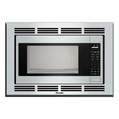 Thermador 2.1 Cu. Ft. Built-in Microwave Oven, Stainless Steel | MBES - 10 POWER LEVELS