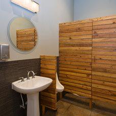 Contemporary Bathroom by NANO LLC