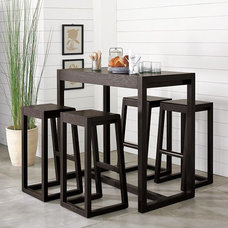 Modern Bar Tables by West Elm
