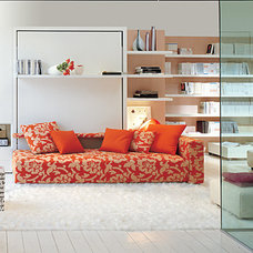 Contemporary Murphy Beds by resourcefurniture.com
