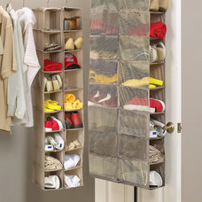 Contemporary Closet Storage by Tszuji - Storage for Life