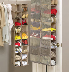 contemporary clothes and shoes organizers by Tszuji - Storage for Life