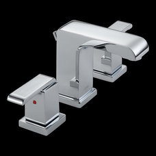 contemporary bathroom faucets by Delta Faucet